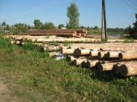 Лес 6-11 метров.